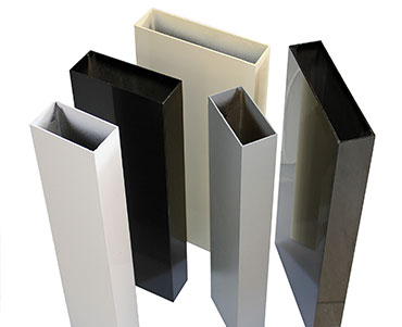 RHS Aluminium and Steel