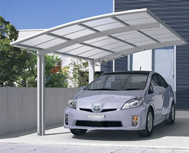 DIY Polycarbonate Carport Kits